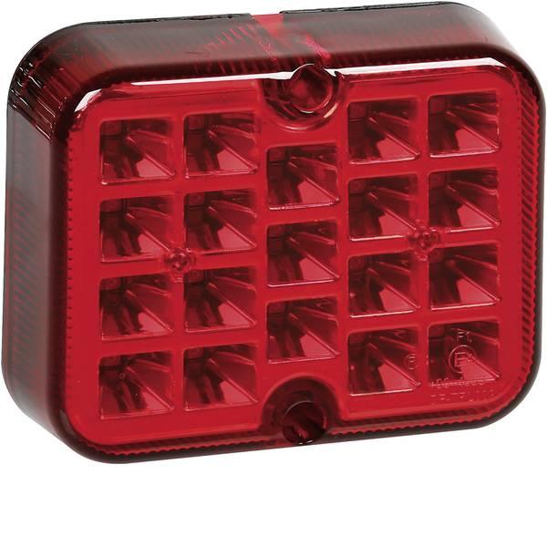 Illuminazione per rimorchi - SecoRüt LED Faro antinebbia posteriore Retronebbia posteriore 12 V Rosso -