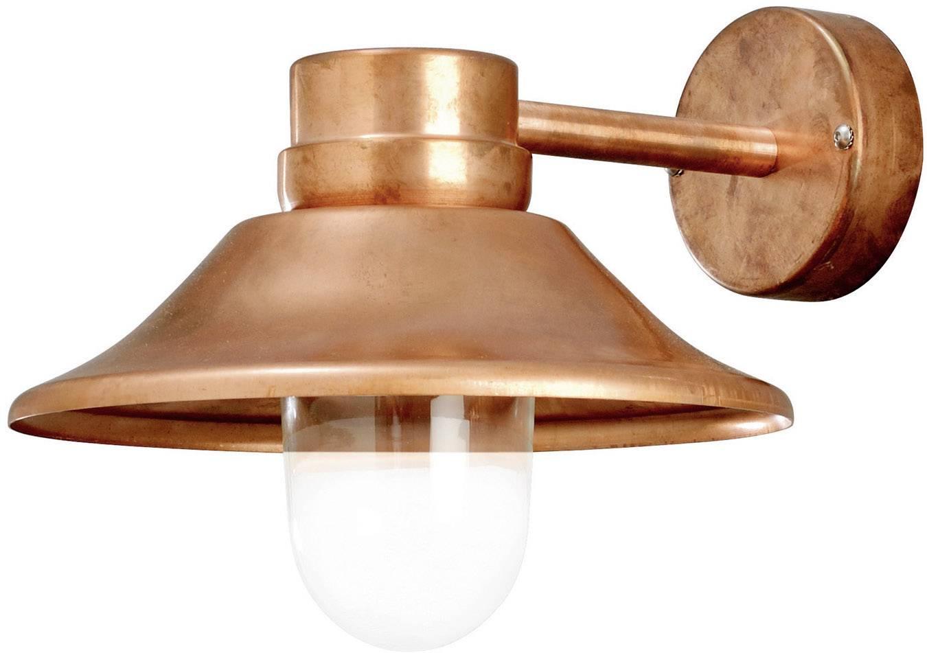 Lampade Da Parete Per Esterni : Lampada da parete per esterni a led w bianco caldo konstsmide
