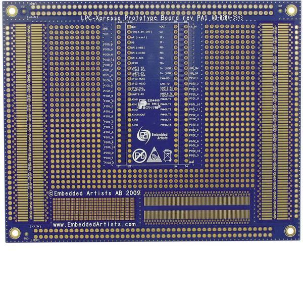 Kit e schede microcontroller MCU - Embedded Artists Scheda di sviluppo EA-XPR-020 LPCXpresso -
