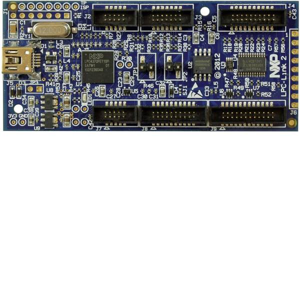 Kit e schede microcontroller MCU - Embedded Artists Scheda di sviluppo EA-XPR-200 (OM13054) LPCXpresso -