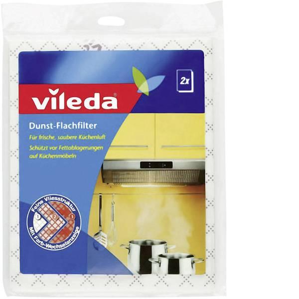 Pulizia della cucina e accessori - Filtro piatto per cappa Vileda 1446, confezione da 2 pz -