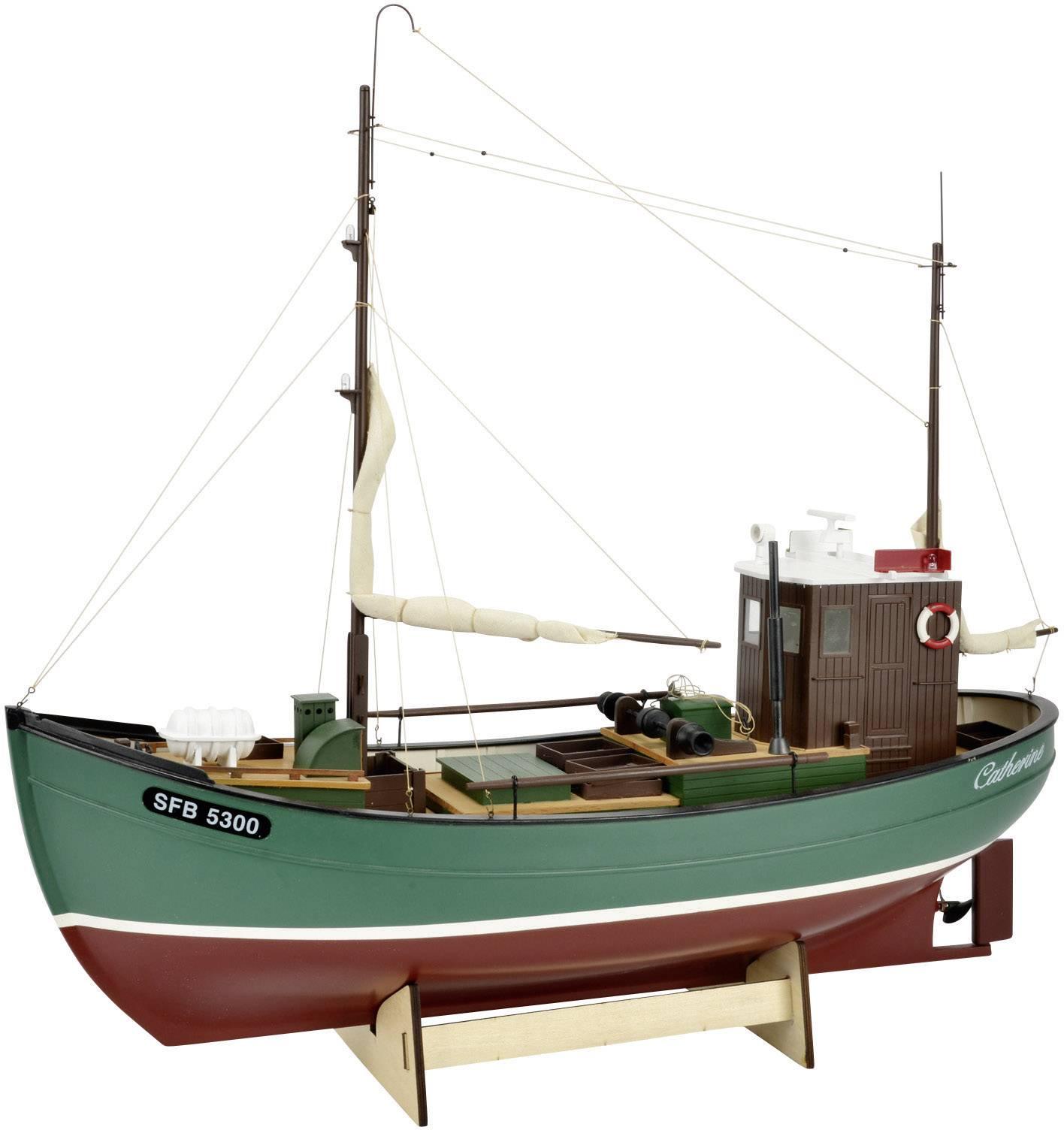 Motoscafo modello Carson Model