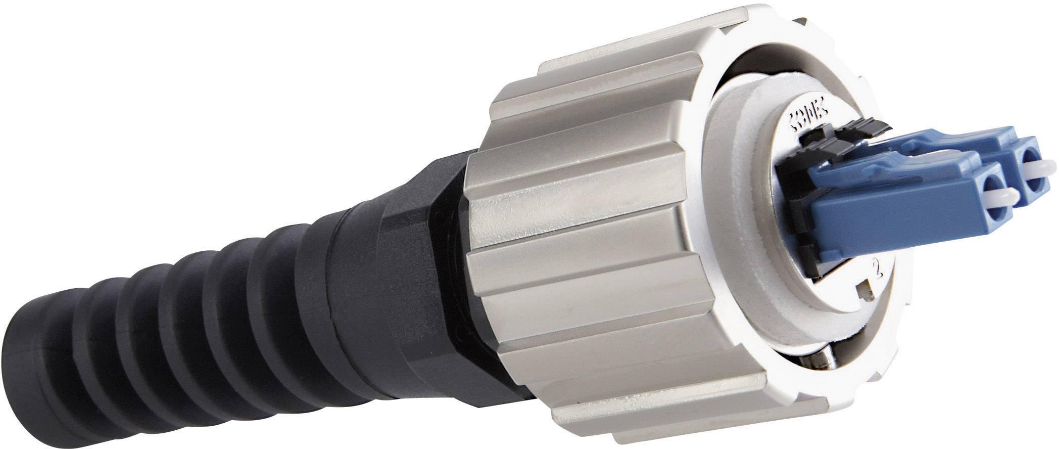 Connettore per fibra ottica Co