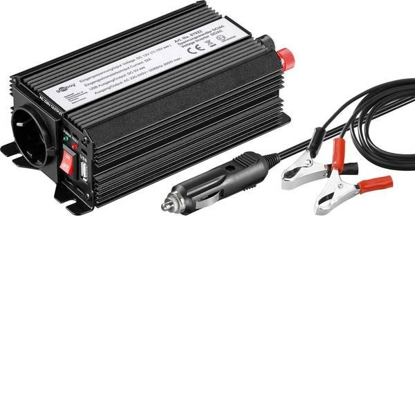 Inverter - Goobay Inverter SPW 300 USB 300 W 12 V/DC - 230 V/AC, 5 V/DC -