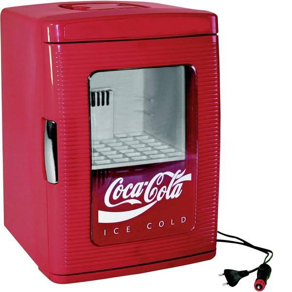 Contenitori refrigeranti - Ezetil Coca-Cola MF25 12/230V Mini frigorifero (frigo per le feste) Classe energetica=A+ (A+++ - D) Termoelettrico 12 V,  -