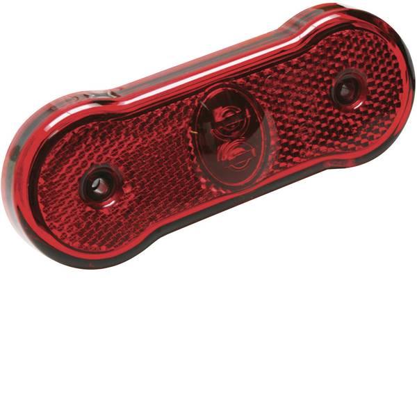 Illuminazione per rimorchi - SecoRüt LED Luce di ingombro Luce di segnalazione, Riflettore posteriore 12 V, 24 V Rosso -