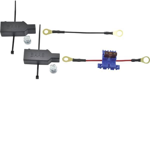 Morsetti batteria per auto - BAAS ES03 Connettore di distribuzione Polo positivo, Polo negativo 1 pz. -