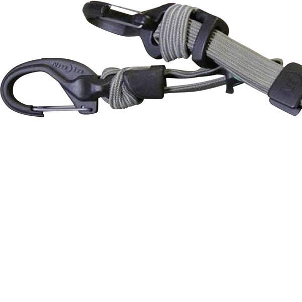Tende e accessori - Moschettone espansibile, con corda NITE Ize KnotBone Flat Bungee NI-KBBF-03-26 1 pz. -