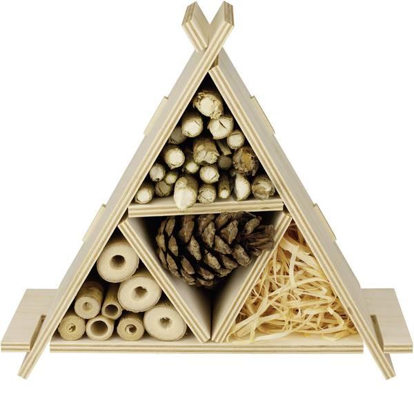 Kit di apprendimento natura - Kit esperimenti Kosmos Mein erstes Insektenhotel 633042 da 6 anni -