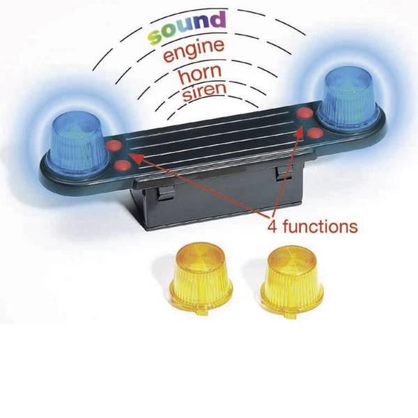 Veicoli industriali e veicoli da cantiere - Accessori Bruder: modulo luce e suono 2801 -