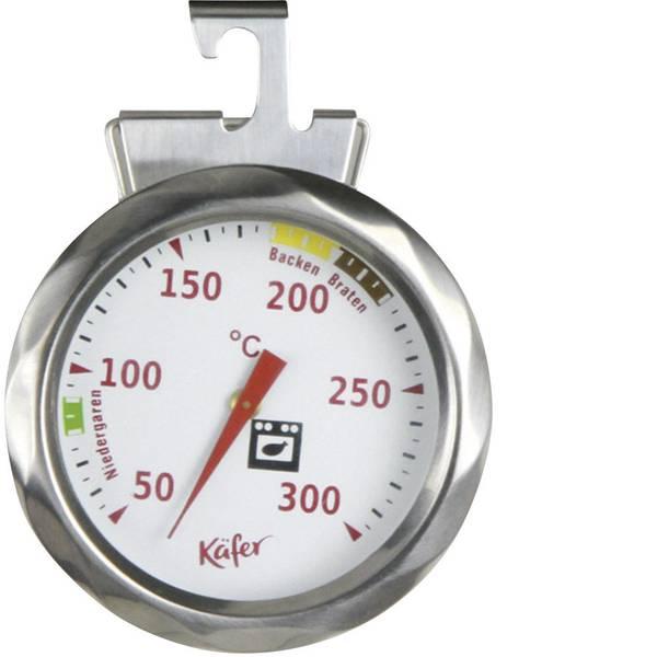 Termometri per la cucina - Käfer 7-3002 Termometro da forno Cottura lenta, Frittura, Cottura al forno -