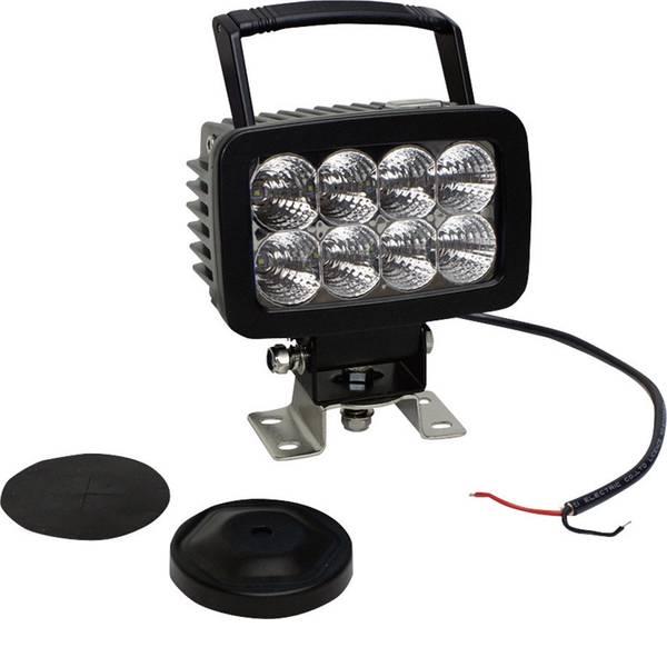 Fari e proiettori da lavoro - LAS Faro da lavoro 12 V, 24 V 13518 LED Illuminazione del terreno su larga scala (L x A x P) 145 x 155 x 80 mm 3984 lm  -