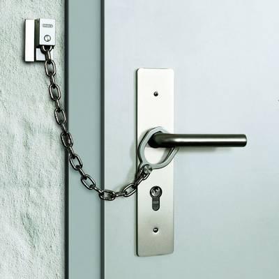 Catenella di sicurezza per porta con anello ABUS ABTS21540