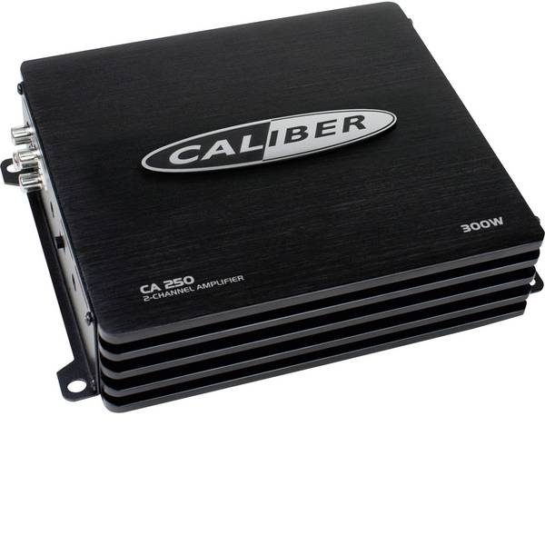 Amplificatori HiFi per auto - Caliber Audio Technology CA 250 Amplificatore a 2 canali 400 W -