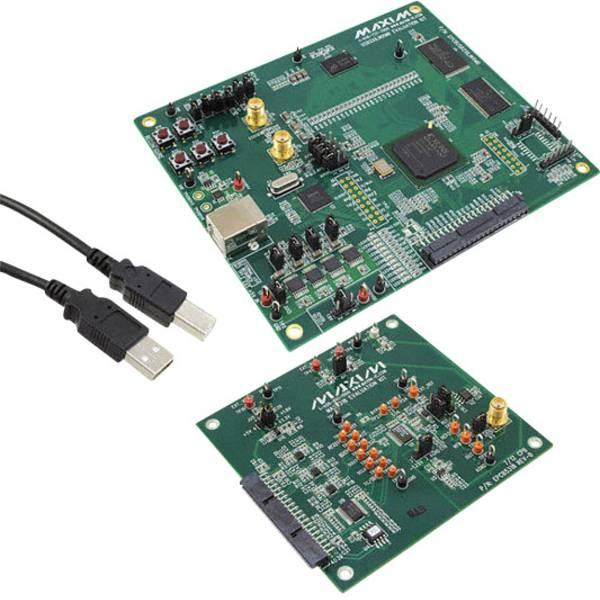 Kit e schede microcontroller MCU - Maxim Integrated Scheda di sviluppo MAX5318EVSYS# -