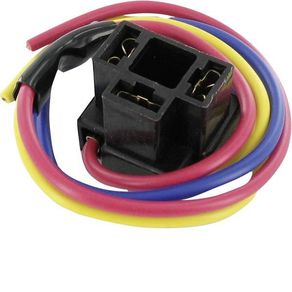 Portalampadine per auto e camion - SecoRüt Supporto per lampada alogena Attacco P43t Forma (lampadina per auto) H4, R2 -