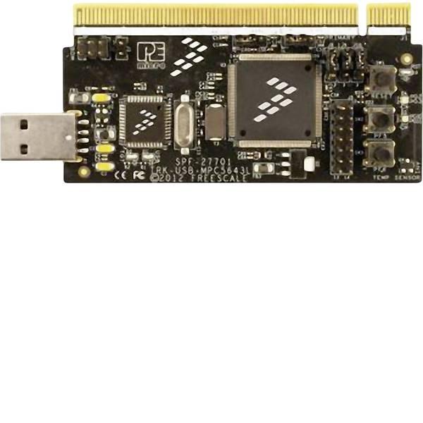 Kit e schede microcontroller MCU - NXP Semiconductors Scheda di sviluppo TRK-USB-MPC5643L FRS Qorivva MPC56 -