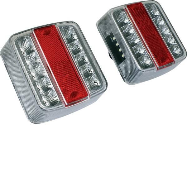 Illuminazione per rimorchi - LAS LED Fanale posteriore per rimorchio Luce di direzione, Luce di stop, Fanale posteriore, Luce targa sinistra, destra  -