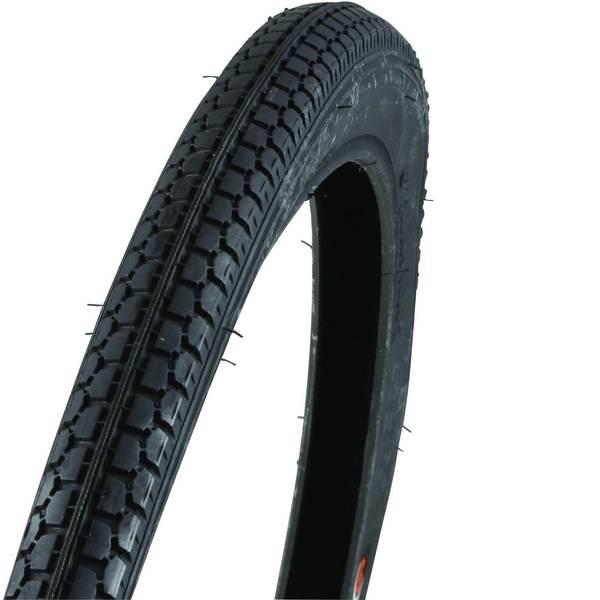 Pneumatici per bicicletta - Copertone pieghevole 28 pollici Fischer Fahrrad Trekking 28x1,6 Nero -