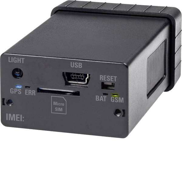 Tracker GPS - Renkforce GX-111 sistema di allarme GSM con GPS-Tracking -