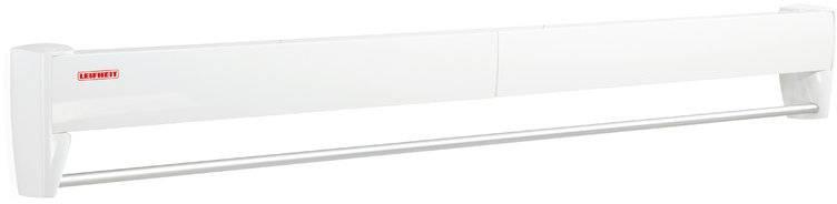 Stendibiancheria da parete Leifheit Telegant Plus 100 bianco