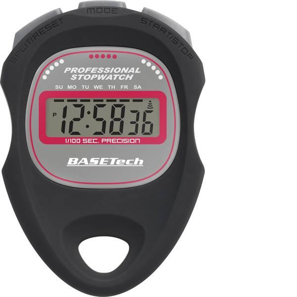 Cronometri - Basetech WT-034 Cronometro digitale Nero -