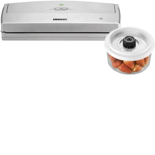 Confezionatrici sottovuoto e sigillatrici - Unold Vakuum-Dose rund Rotolo di pellicola di ricambio -