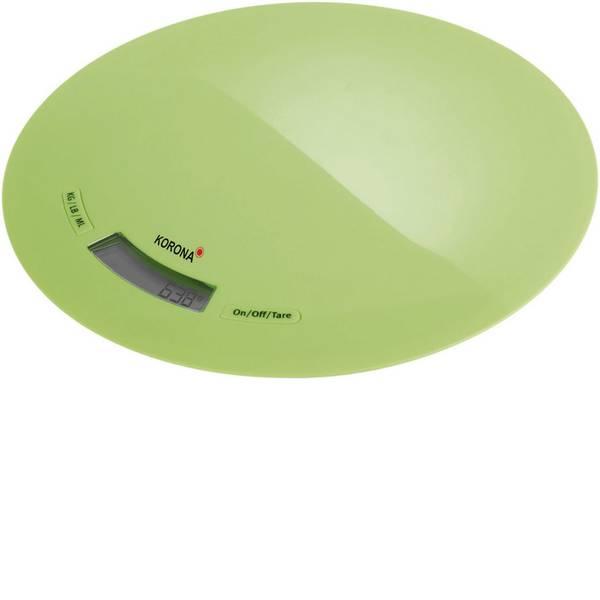 Bilance da cucina - Korona Ronda Bilancia da cucina digitale Portata max.=5 kg Verde -