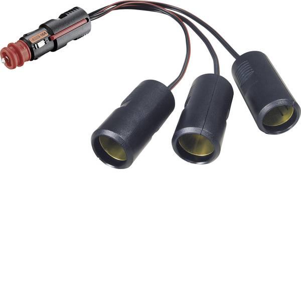 Accessori per presa accendisigari - ProCar Drillingskupplung 3 x 5 A Portata massima corrente=15 A -