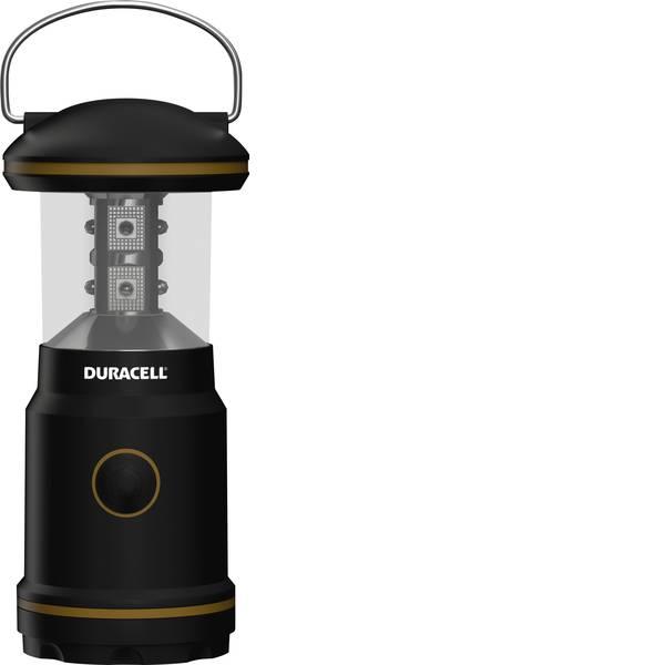 Lampade per campeggio, outdoor e per immersioni - LED Lanterna da campeggio Duracell Explorer 8 65 lm a batteria 122 g Nero LNT-10 -