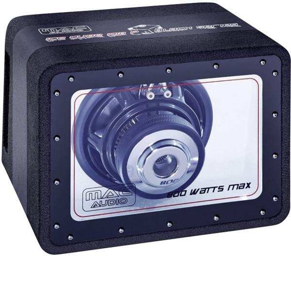 Subwoofer da incasso per auto - Subwoofer attivo per auto 400 W Mac Audio Ice Cube 108 A Black Series -