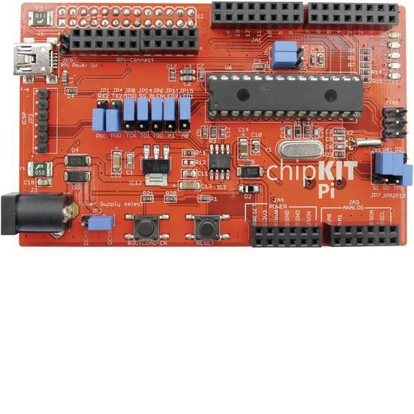 Kit e schede microcontroller MCU - Microchip Technology Scheda di espansione chipKIT Pi PIC32 -