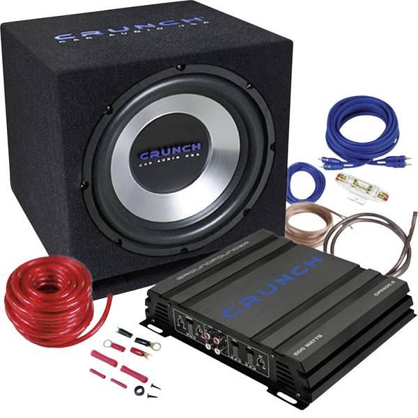 Kit HiFi per auto - Kit HiFi per auto Crunch CBP500 -