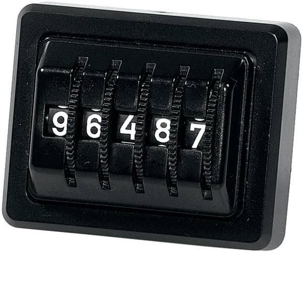 Accessori comfort per auto - Contachilometri Herbert Richter 174/1 autoadesivo -