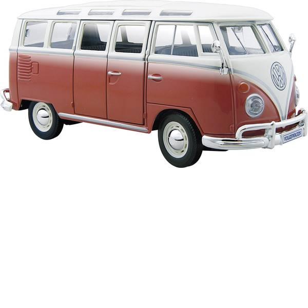 Modellini statici di auto e moto - Maisto VW Bus Samba 1:25 Automodello -