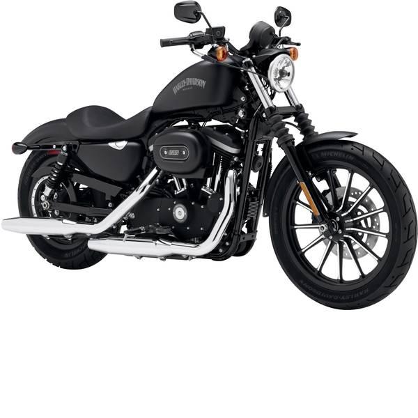 Modellini statici di auto e moto - Maisto Modellmotorrad Harley Davidson 13 Sportster Iron 883 1:12 Motomodello -
