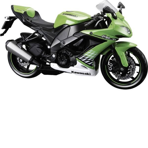 Modellini statici di auto e moto - Maisto Kawasaki Ninja ZX-10R 1:12 Motomodello -