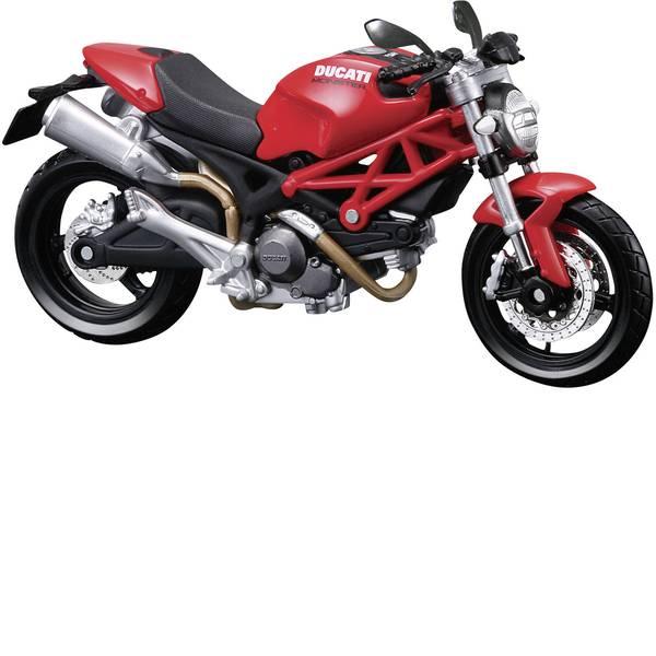 Modellini statici di auto e moto - Maisto Ducati Monster 696 1:12 Motomodello -