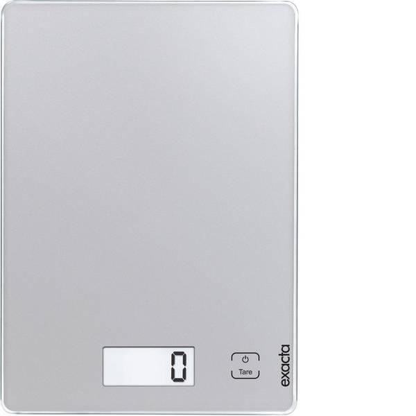 Bilance da cucina - Soehnle Exacta Touch Bilancia da cucina digitale digitale Portata max.=5 kg Argento -