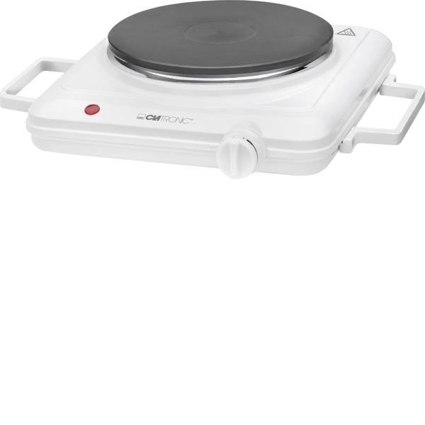 Piastre di cottura - Clatronic EKP3582 271698 Piastra di cottura Con regolazione manuale della temperatura -