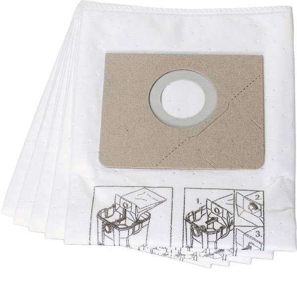 Accessori per aspirapolvere e aspiraliquidi - Sacchetto filtrante Kit da 5 Fein 31345062010 5 pz. -