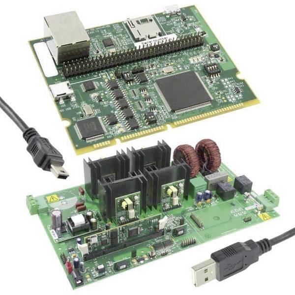 Kit e schede microcontroller MCU - Texas Instruments Scheda di sviluppo TMDSHV1PHINVKIT TI C2000 -