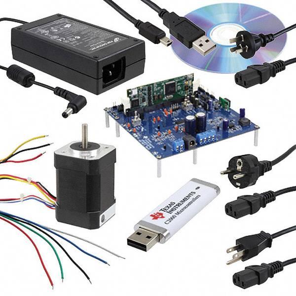 Kit e schede microcontroller MCU - Texas Instruments Scheda di sviluppo DRV8312-69M-KIT -