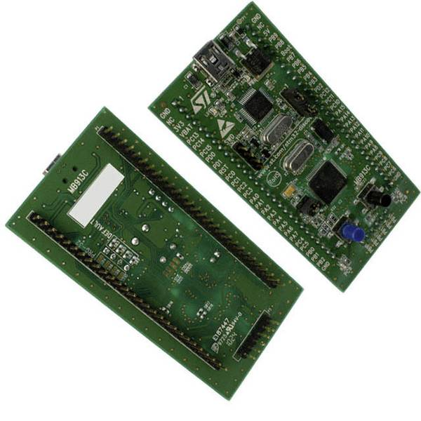 Kit e schede microcontroller MCU - STMicroelectronics Starter Kit STM32VLDISCOVERY STM32 F1 Series -