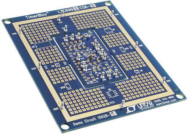 Scheda di sviluppo Linear Technology DC1562B-E