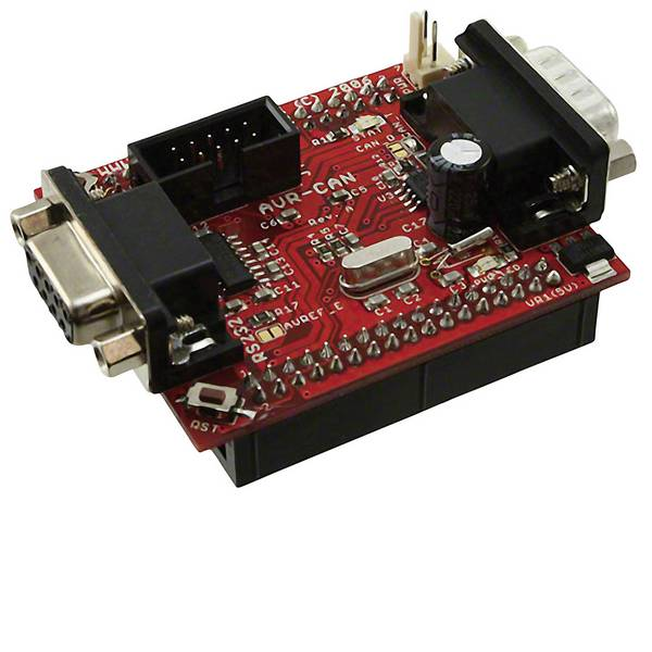 Kit e schede microcontroller MCU - Olimex Scheda di sviluppo AVR-CAN AT90 -