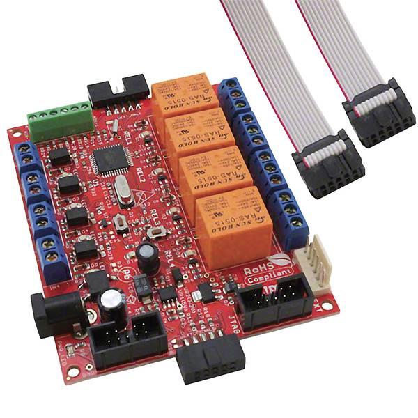 Kit e schede microcontroller MCU - Olimex Scheda di espansione MOD-IO ATMega16 -
