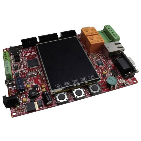 Kit e schede microcontroller MCU - Olimex Scheda di sviluppo PIC32-MAXI-WEB PIC32 -