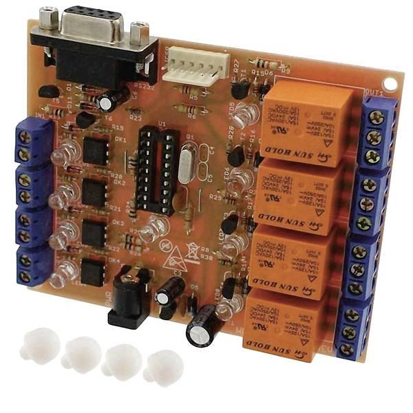 Kit e schede microcontroller MCU - Olimex Scheda di sviluppo PIC-IO -