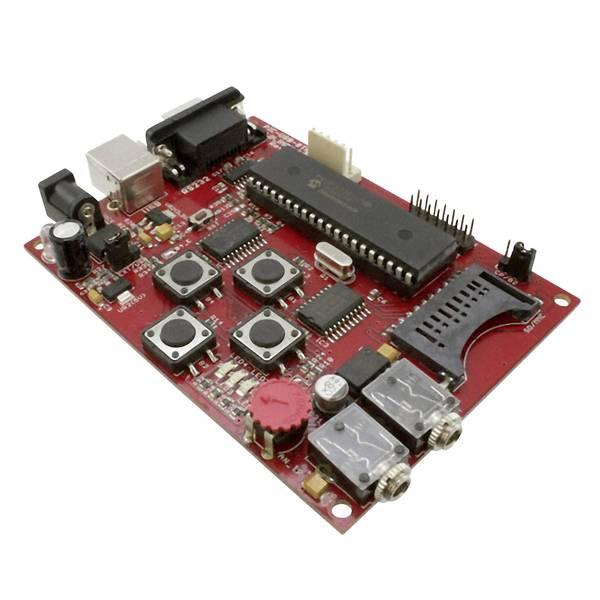 Kit e schede microcontroller MCU - Olimex Scheda di sviluppo PIC-USB-STK PIC18 -